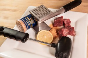 How to Use Meat Tenderizer Powder