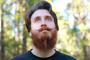 How to Braid Beards