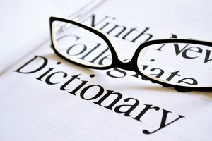 How to Find a Word Spelling in a Dictionary