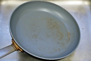 How to Clean Burnt Enamel Pots