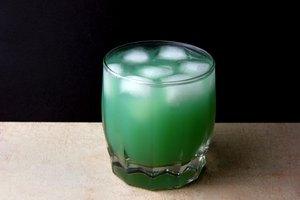 How to Make an Incredible Hulk Drink