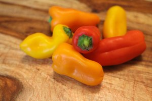 How Do I Cook Mini Sweet Peppers?