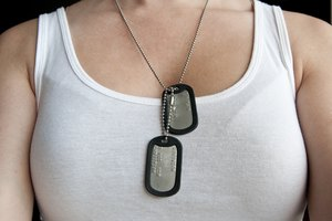 The Proper Way to Wear Dog Tags