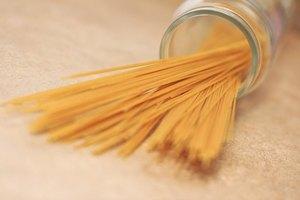 Cómo cocinar spaghetti con un día de antelación