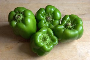 How to Steam Peppers