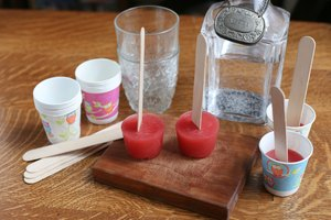 How to Make Spiked Popsicles