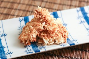 How to Make Rice Crackers