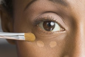 There are several cosmetics that aid in diminishing the appearance of under-eye circles.