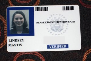 How to Get a Library of Congress Reader Identification Card