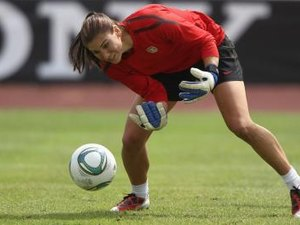 Good Workout Plan for a Soccer Goalie