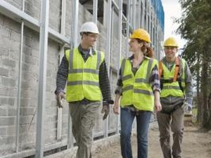 Duties & Responsibilities for a Construction Project Manager