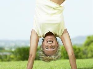 Handstand Pushups for Shoulder Strength