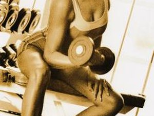What Weight Dumbbells for Toning for Women?