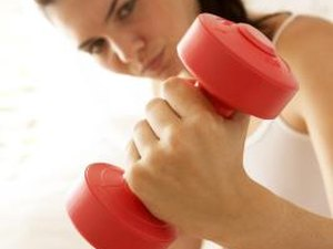Good Upper Body Dumbbell Workout for Beginners