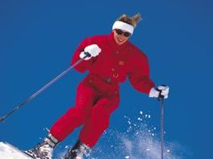 How to Overcome Muscle Fatigue From Skiing