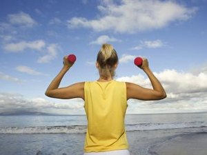 Dumbbell Exercises for Swimmers