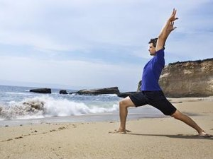 Health: How to Do Lunges & Leg Exercise Workouts