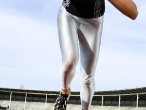 Can Sprinting Help You Lose From Your Waist & Gain in Your Butt?
