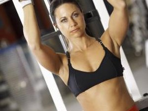 Weight Training Exercises to Strengthen the Pectoral Muscle