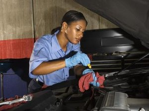 Pay Information for Mechanic Jobs