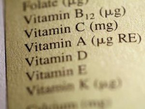 Which Vitamins & Minerals Are Antioxidants?