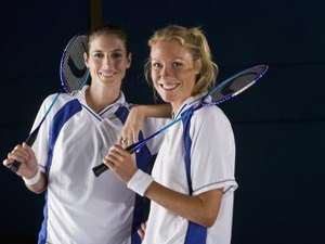 Doubles Strategies for Badminton