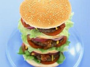 Do Fast Food Hamburgers Make You Fat?