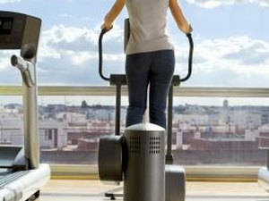 Does a Shorter Stride on an Elliptical Work Calves?