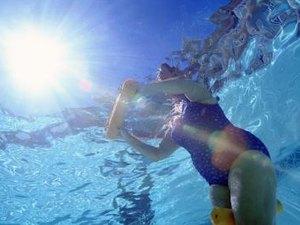 Aquatic Knee Exercises