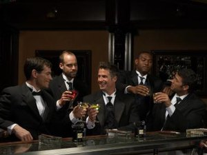 Do Groomsmen Pay for the Bachelor Party?