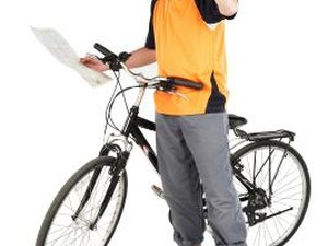 Bicycle Safety Hand Signals