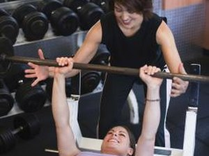 Women's Bench Press Guidelines