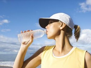 Post Exercise Muscle Recovery & Water Retention