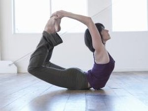Yoga for the Stomach & Butt