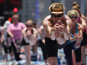 How to Modify Bikram Yoga Poses