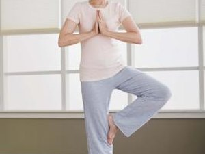 Are Hips Strengthened by Bikram Yoga?