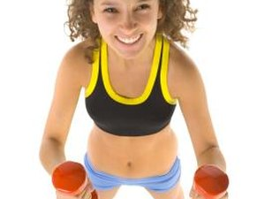 Dumbbell Exercises for Toning