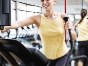 Ideal Elliptical Stride for Glutes