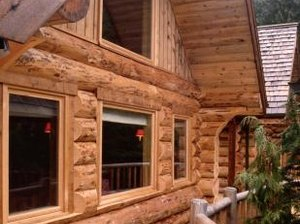 Cheap Ideas for Porch Railings for Log Homes