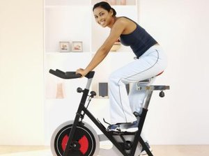 Is Twenty Minutes on a Stationary Bike Four Times a Week Enough Exercise?