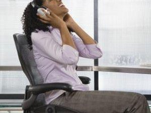 Safety and Use of Personal Headsets in the Workplace
