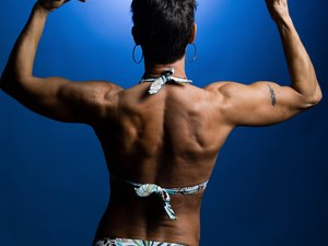 threeday fullbody workout routine to gain muscle  woman