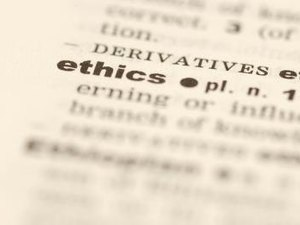 What Is a Workplace Example Using Consequence Ethics?