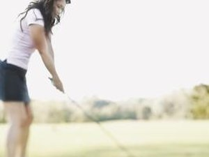 Exercises That Teach the Proper Golf Takeaway