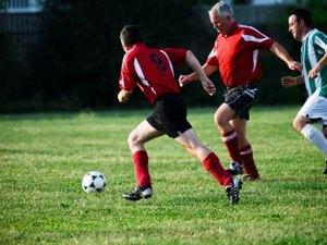 Running Training for Soccer
