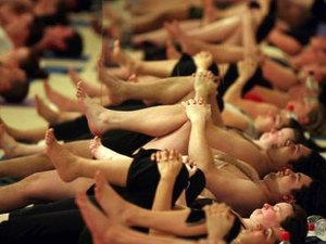 The Digestive Benefits of Bikram Yoga