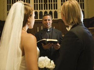 Wedding Etiquette & How Much to Tip Clergy