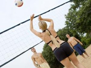 Volleyball Facts About Staying Hydrated