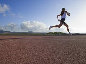 Middle Distance Runner Strength Training