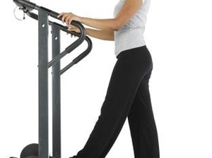 How to Increase Lower Leg Toning While on the Treadmill